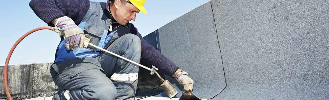 Commercial Roofing Services by Surlang Roofing