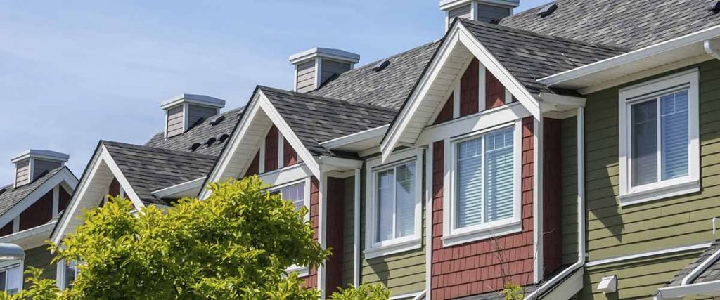Multi-Family Strata Roofing by Surlang Roofing