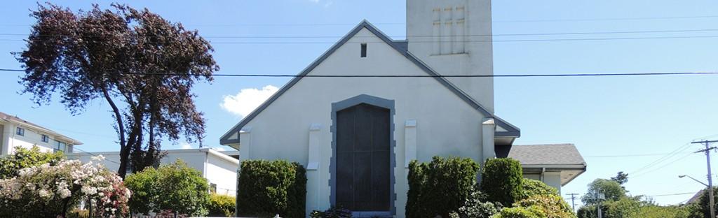 Holy Trinity Church in White Rock, BC
