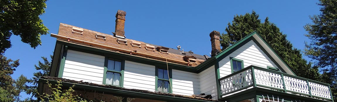 Cedar Roof Installation Maple Ridge