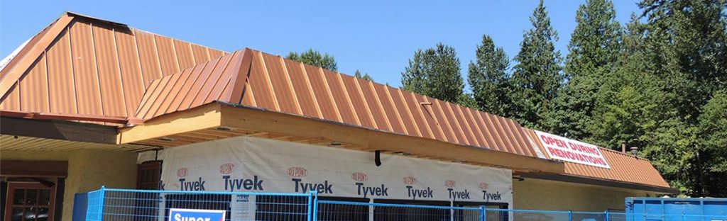 Metal Roofing Installation Maple Ridge