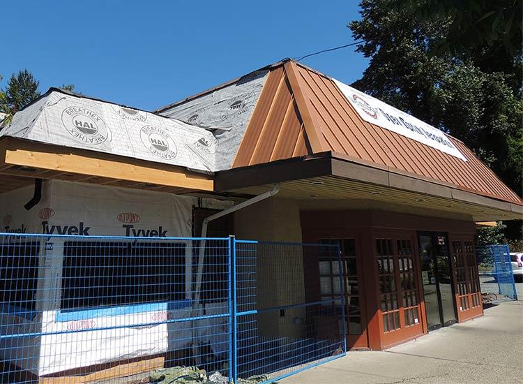 Metal Roofing Installation Maple Ridge