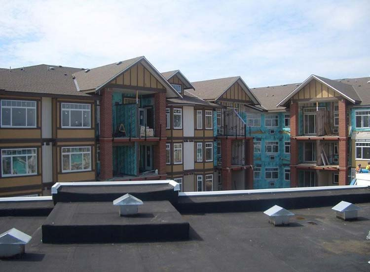 Multifamily & Strata Roofing