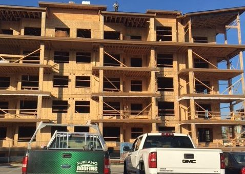 Cedar Siding Roof Repair, Cloverdale.