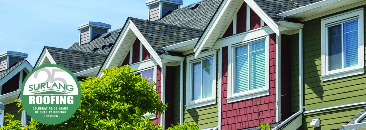 Surlang Roofing | A+ Rated Vancouver Roofing Company