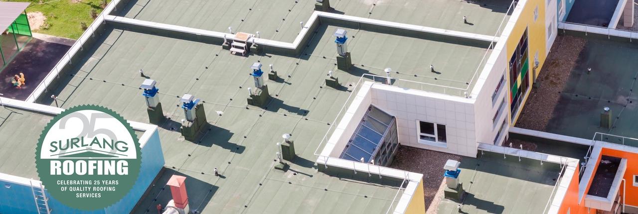 Surrey Commercial Roofing Company portfolio photos
