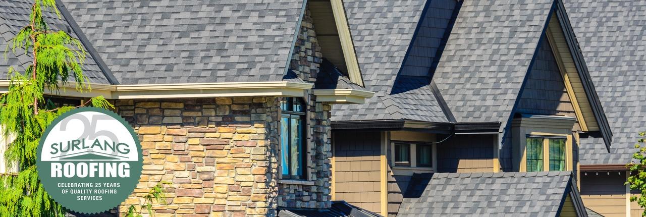 Surrey Roofing Company portfolio photos